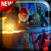 Christmas Gnome Live Wallpaper