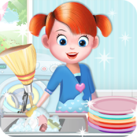 Baby Doll House Adventure Game