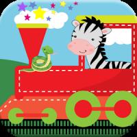 Zoo Train Free Game For Kids