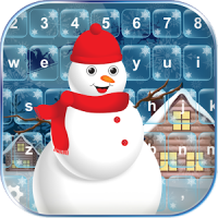 Cold Winter Keyboard Designs