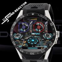 Dj Sound Reactor Watchface