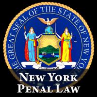 2016 NY Penal Law