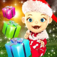 Baby Advent Calendar for Xmas