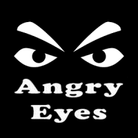 Angry Eyes Tattoo Photo Editor
