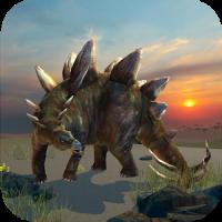 Stegosaurus Survival Simulator
