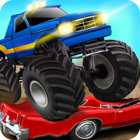 Extreme Monster Truck Driver