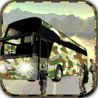 Transporter Bus Army Soldiers