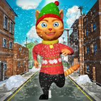 レオ猫アイスラン - 冷凍市