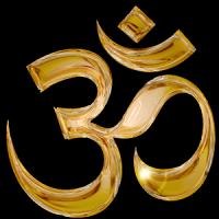 3D Om Mantra Live Wallpaper
