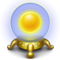 Crystal Ball Fortune Teller