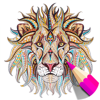 Free Coloring Book for Adults App