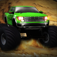 Offroad Hill Driving