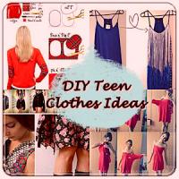 DIY Teen Kleidung Idee