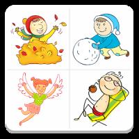 Seasonal Sticker Pack