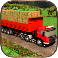 Farm Truck Silage Transporter
