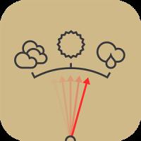 Weather Station with barometric pressure sensor