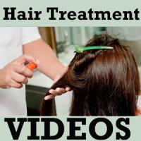 Hair Treatment/Spa VIDEOs