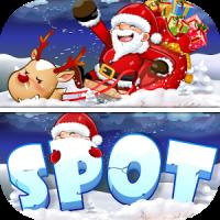 Spot it! Funny Santa Claus