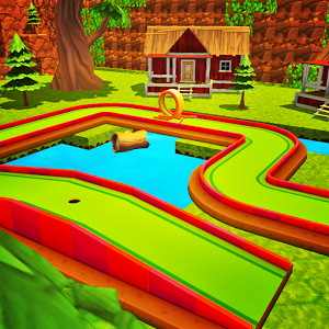 Crazy Farming MiniGolf Park