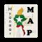 Myanmar Pegu Map