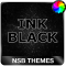 Ink Black Theme for Xperia