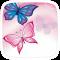Butterflies for Samsung J7