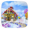 Cute Candy House Theme