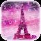 Sweet Paris Keyboard Themes