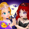 Princess Libby & Vampire Princess Bella