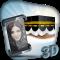 3D Hajj Photo maker