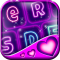Neon Keyboard Themes