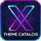 Theme Catalog X (Xperia Theme)