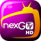 nexGTv HD:Mobile TV, Live TV