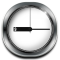 Simple Round Analog Clock