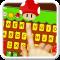 Super Mushroom Keyboard Theme
