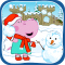 Funny Snowball Battle: Winter Games