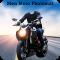 Men Moto Photo Suit