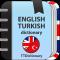 English-turkish and Turkish-english dictionary