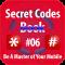 Secret Codes Book 2019