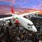 USA Fly Plane Landing Aeroplane Games