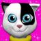 Talking Baby Cat Max Pet Games