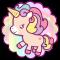Cute baby Unicorn Mobile Theme