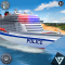 US Police Cruise Ship Car Transport Simulator 2020