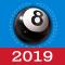 8 ball billiards online / pool offline game