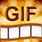 Photos to GIF Maker HD Quality