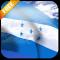 3D Honduras Flag Live Wallpaper