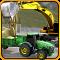 Concrete Excavator Tractor Sim